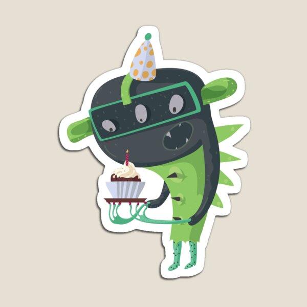 Happy birthday to me! Magnet