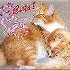 Kitty Love by Nadya Johnson