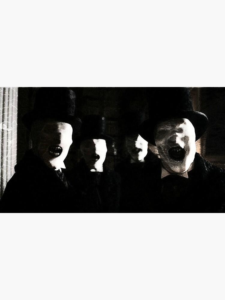 The Whisper Men by ponderingtaylor