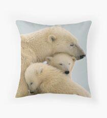 Eisbär Kissen