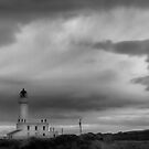 Turnberry Lighthouse by KitDowney