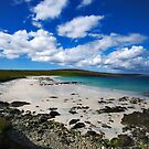 Easting Sands (Sandwick) Unst by Gary Buchan