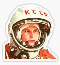 Keep Calm Cosmonaut (Colour) Sticker