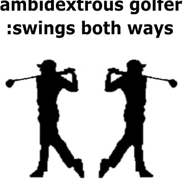 Funny Golf Slogan by sweetsixty