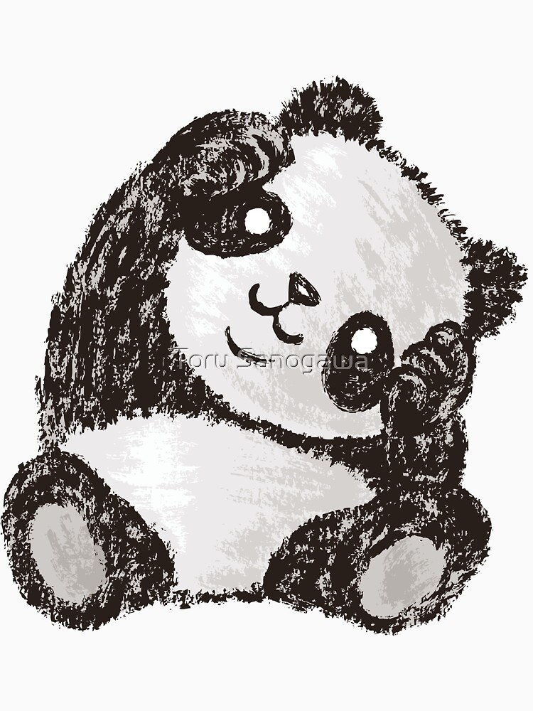 TShirtGifter presents: Cute Panda | Unisex T-Shirt