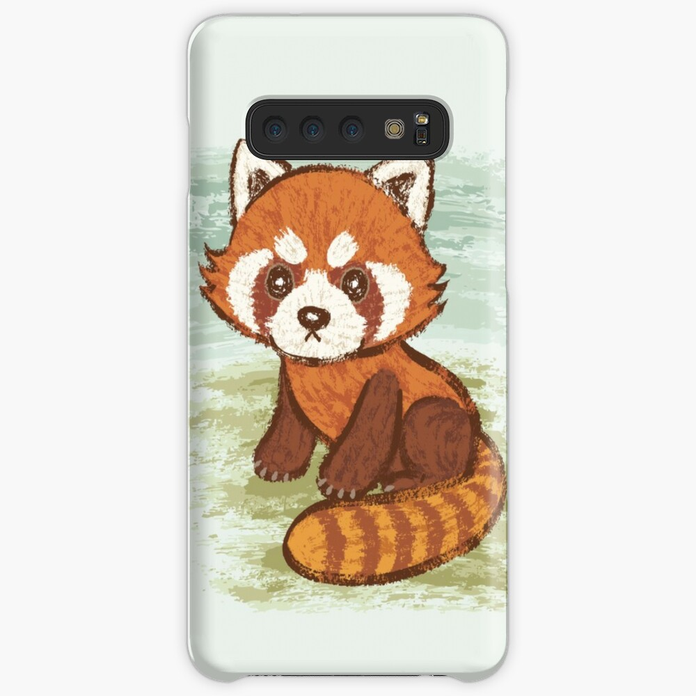 Red Panda Case & Skin for Samsung Galaxy
