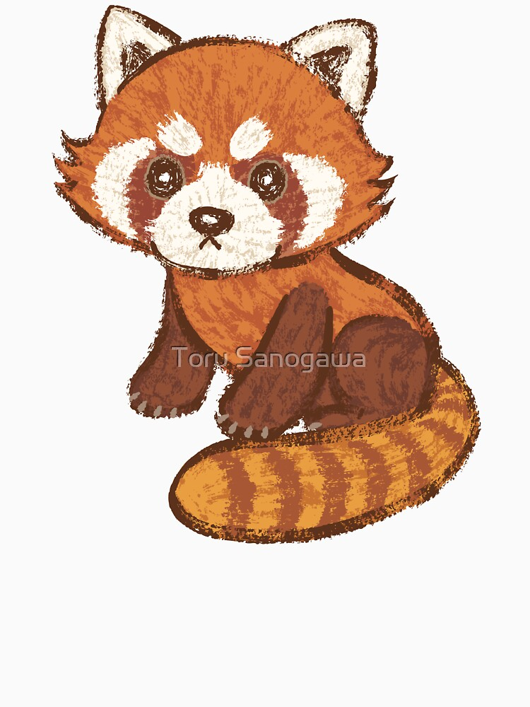 Red Panda by sanogawa