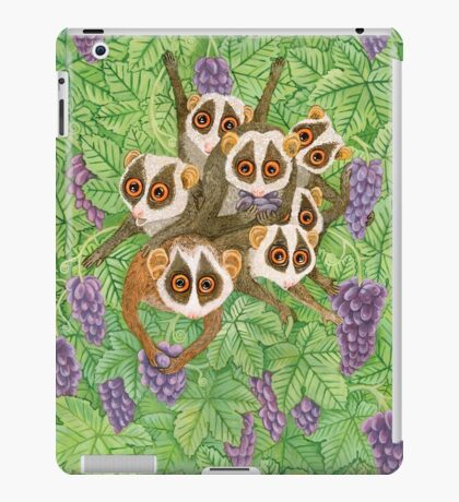 Monkey Loris Family iPad Case/Skin