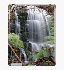Myrtle Creek Falls, South Hobart,Tasmania iPad Case/Skin