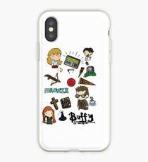 buffy etc. iPhone Case