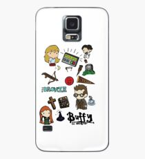 buffy etc. Case/Skin for Samsung Galaxy