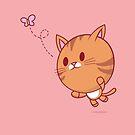 «Lindo gato» de leandrojsj