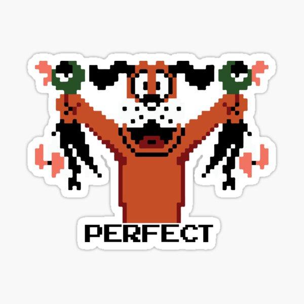 PERFECT. Sticker