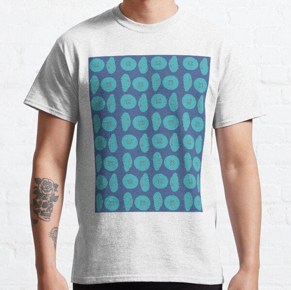 Turquoise Jellyfish Classic T-Shirt