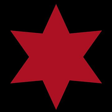 Red star red by phys
