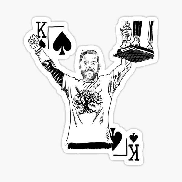 Danny Op t Hof  Sticker