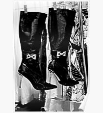 These Boots ... Poster
