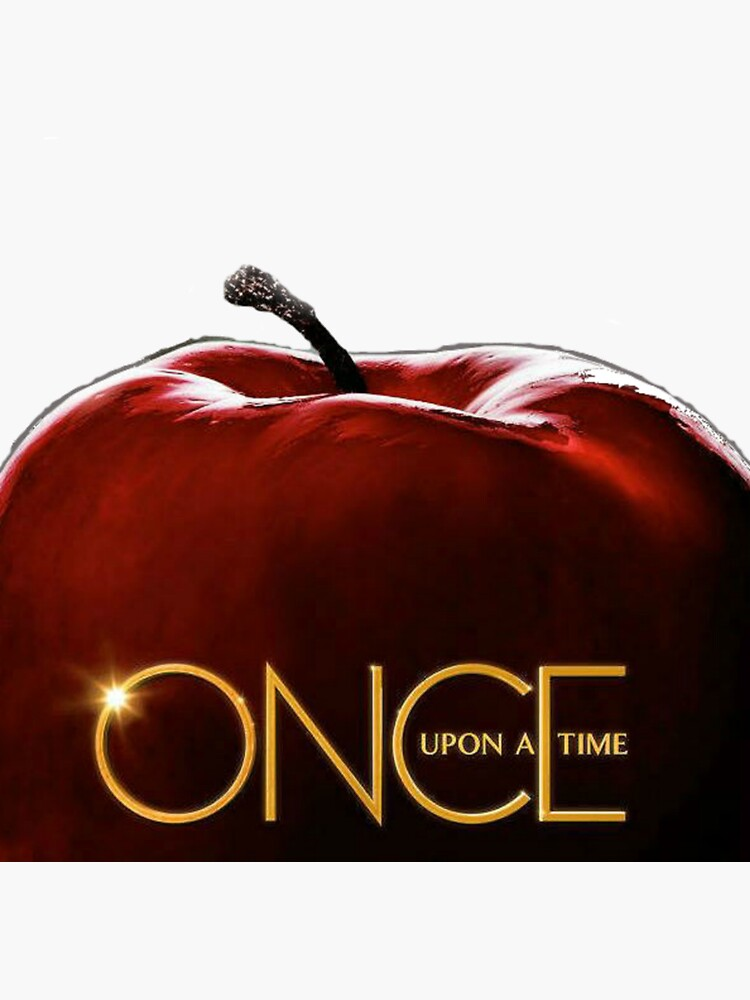 Once upon a time apple by LadyJaneSparrow