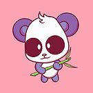 «Lindo panda» de leandrojsj