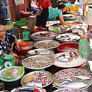 Cholon Fish Market by mooksool