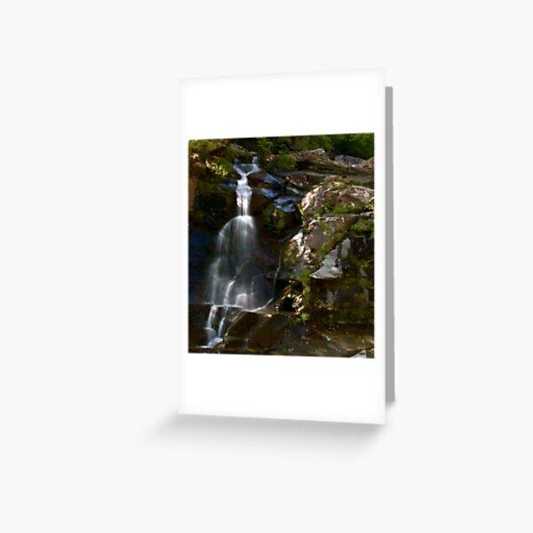Bastion Falls II Greeting Card