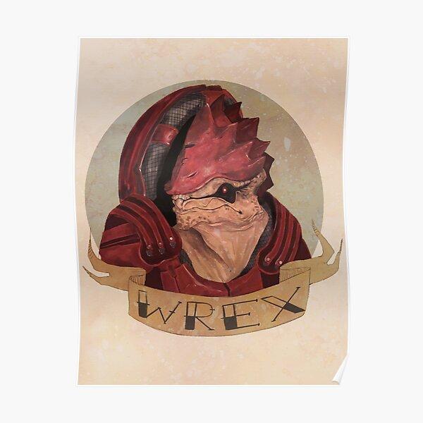 Wrex Poster
