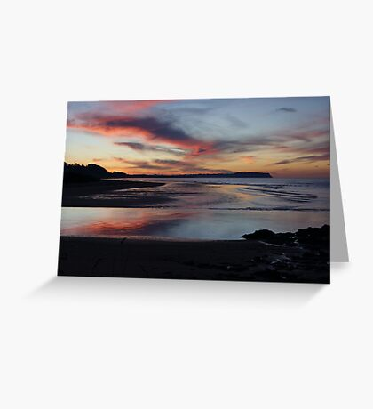 Quiet Waters Greeting Card