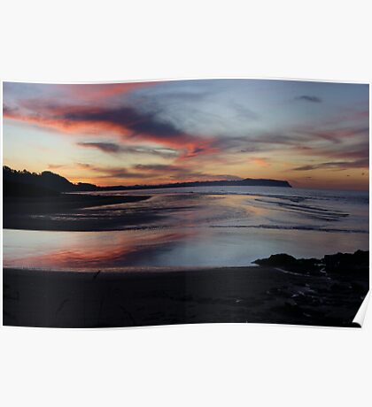 Quiet Waters Poster