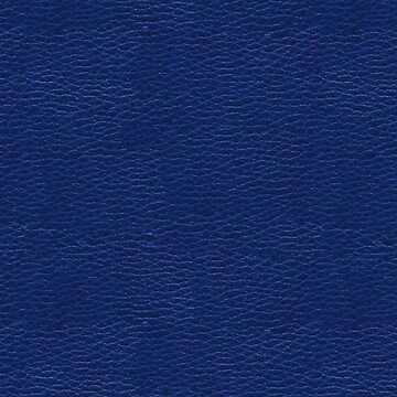 Navy Blue Faux Vegan Leather Look Pattern by jollypockets