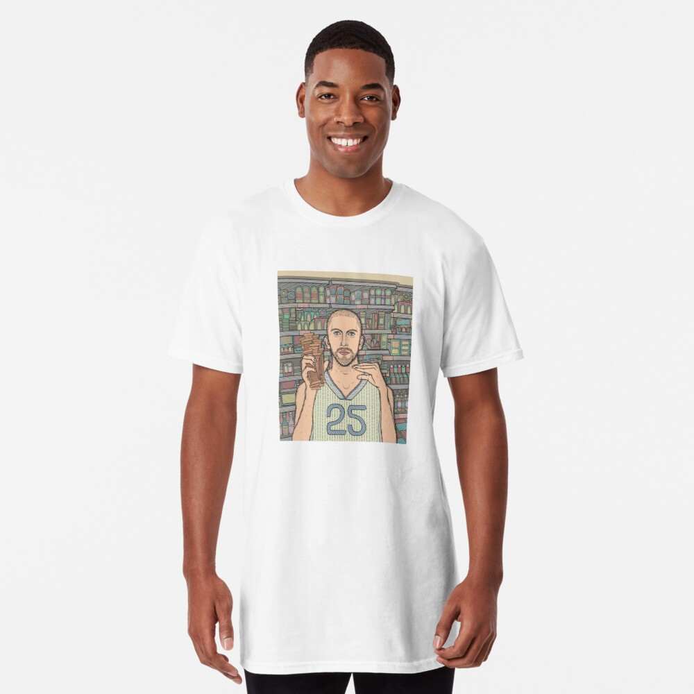 I saw Steve B at a grocery store Long T-Shirt