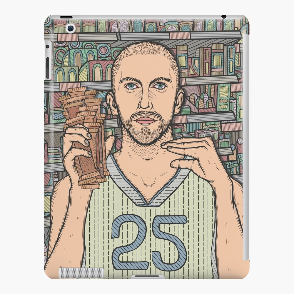 I saw Steve B at a grocery store iPad Case & Skin