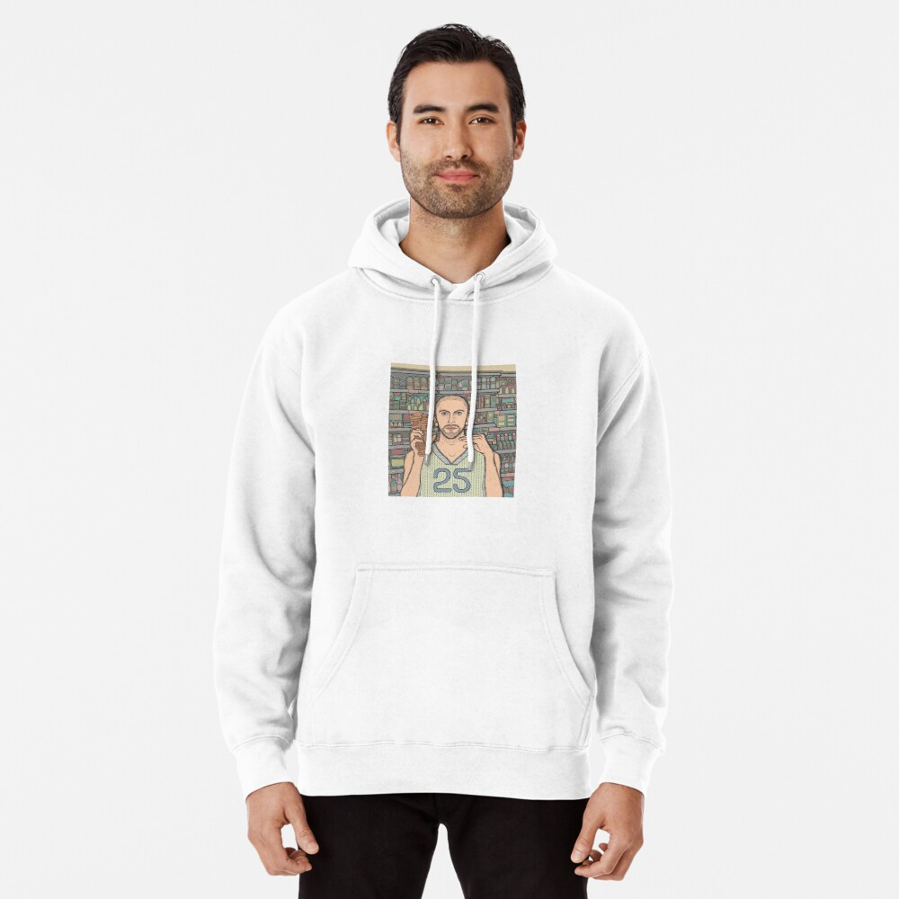 I saw Steve B at a grocery store Pullover Hoodie
