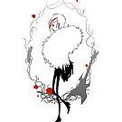 Rare Birds IIII - Moto Boy by extrafancyganza