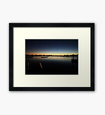 Port Macquarie NSW Framed Print