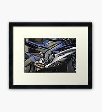 Yamaha R6 Framed Print