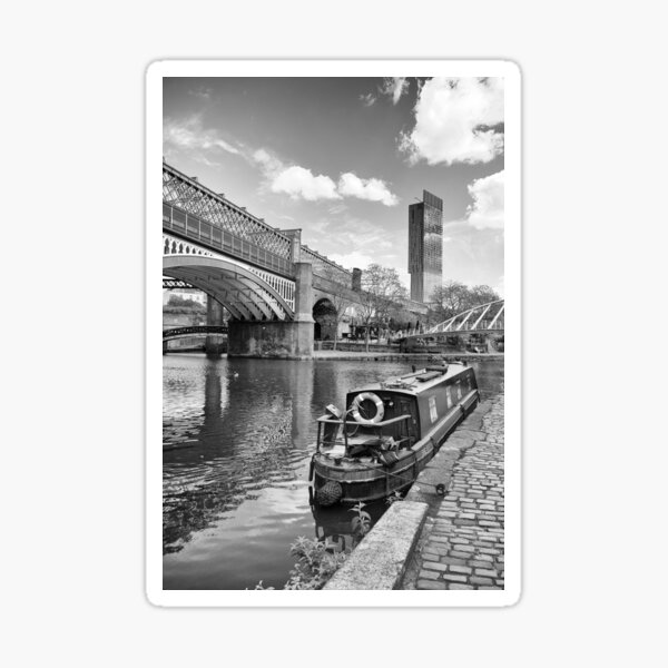 Castlefield - Manchester Sticker