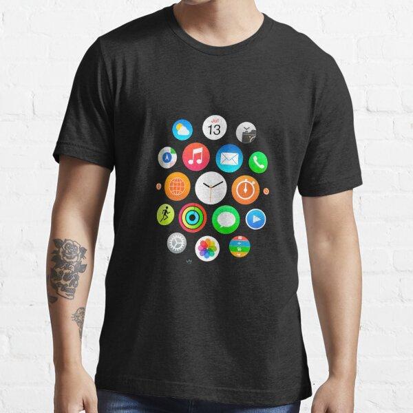 Apple Watch Face - Apps Essential T-Shirt