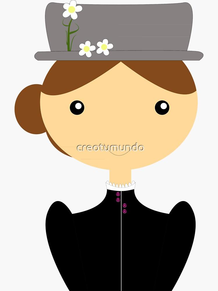 Mary Poppins de creotumundo