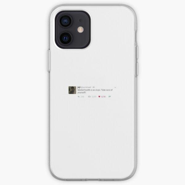 Joji Mental Health iPhone Soft Case