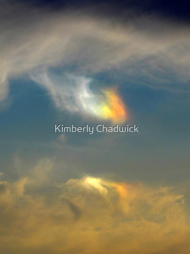 Circumhorizontal Arc by Kimberly Chadwick