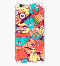 TownFolks iPhone Case