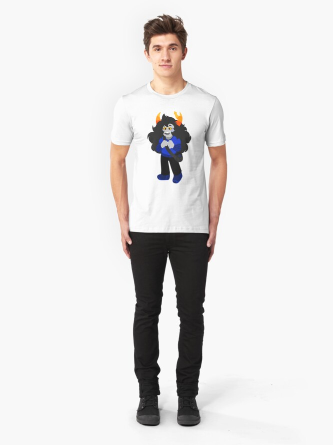 Alternate view of Marxie Caotix Slim Fit T-Shirt