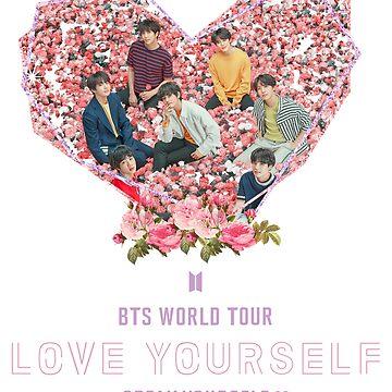 BTS Love Yourself Tour 2019, BTS Speak Yourself by yairalynn