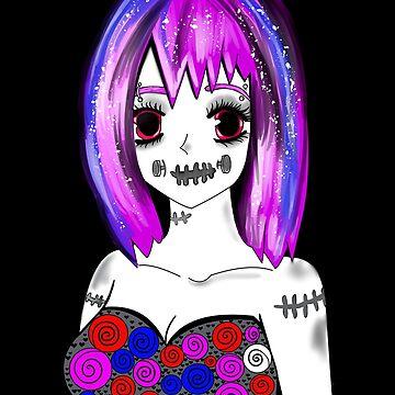 Girl 2shirt2 by KaylinArt