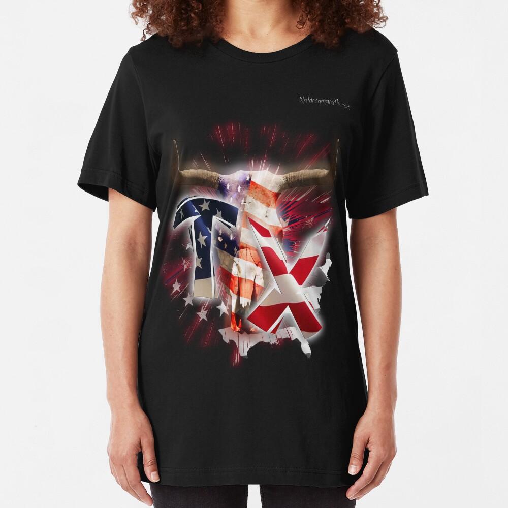 Texas Slim Fit T-Shirt