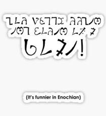 Enochian Stickers | Redbubble
