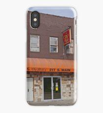 Ole Milt's Bar, Hannibal, Missouri, USA iPhone Case/Skin