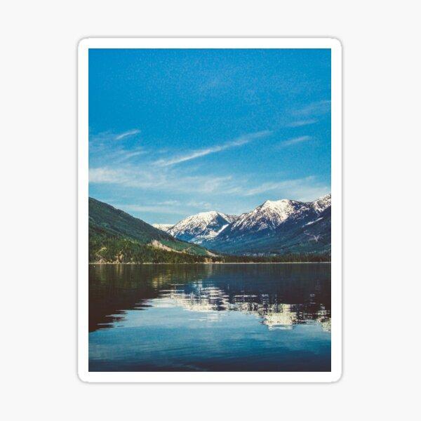 Pacific Northwest Reflection Sticker