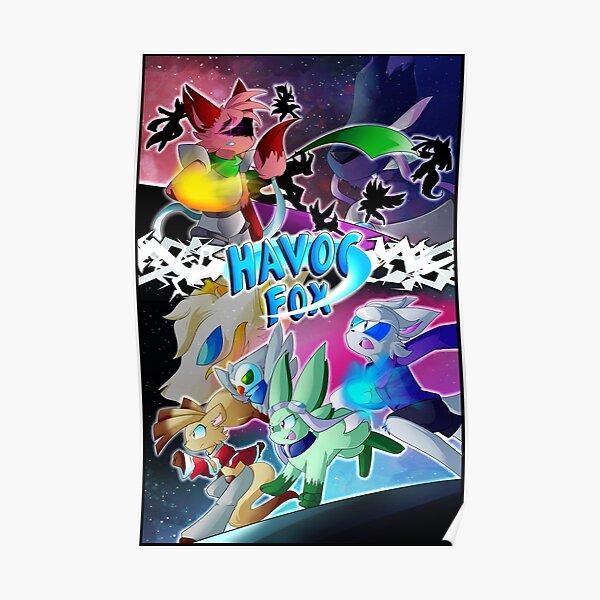 Havoc Fox (Cover) Poster