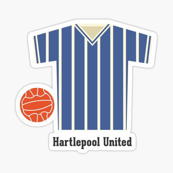Hartlepool United Sticker